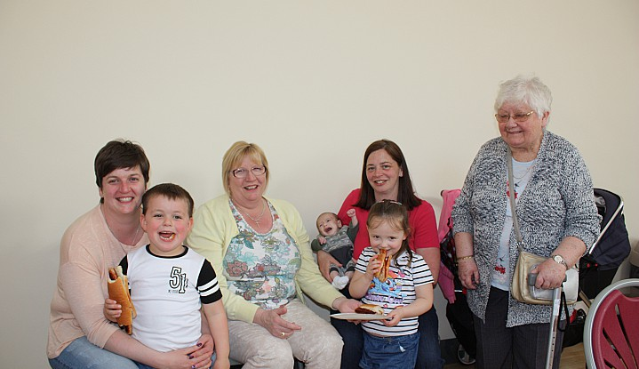 Little Saints Parent and Toddler Group